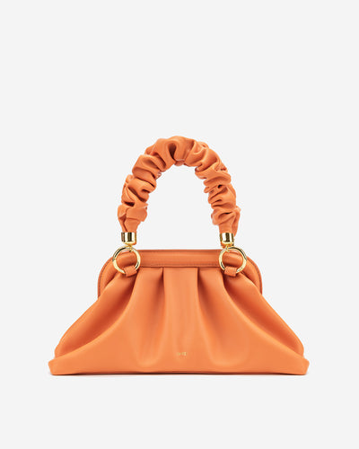 Cloud Top Handle Bag - Orange
