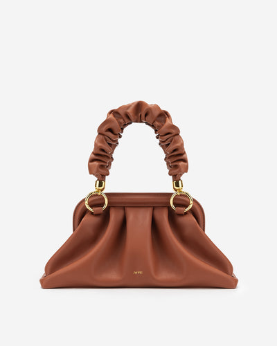 Cloud Top Handle Bag - Nutella