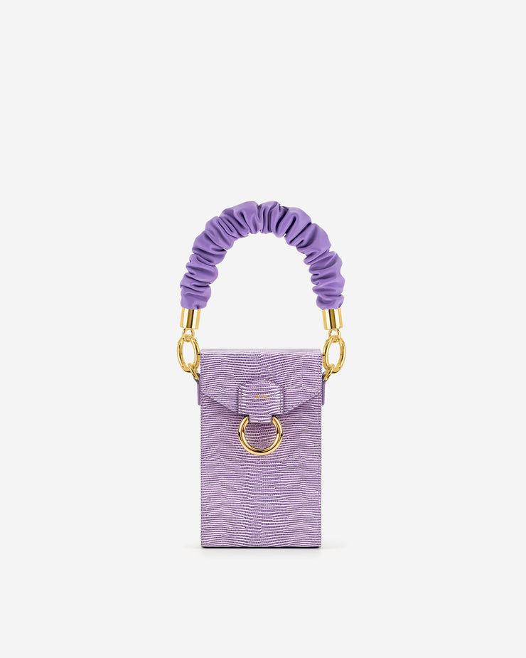 Scrunchie Strap - Purple