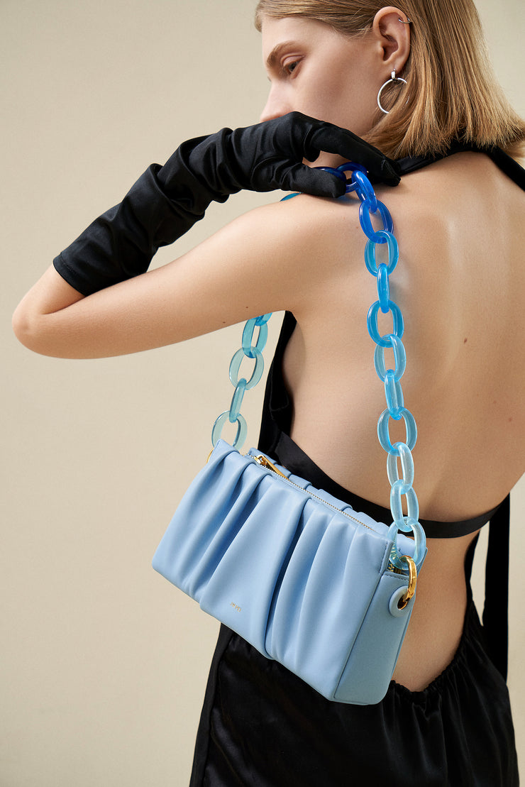 Mila Shoulder Bag - Ice