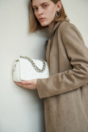 Nora Crossbody Bag - White