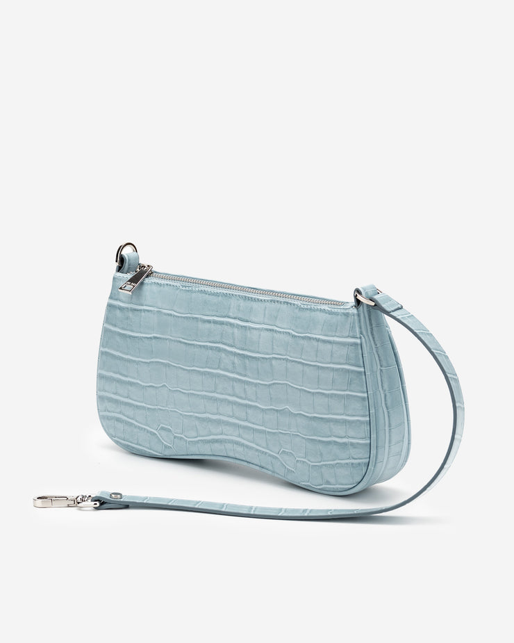 Eva Shoulder Bag - Ice Croc