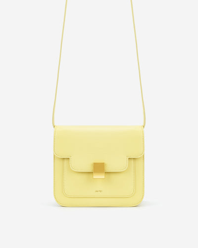 Kelly Bag - Light Yellow