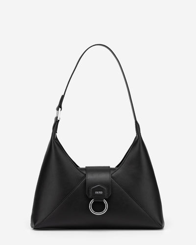 Stella Shoulder Bag - Black