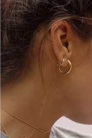 Emy Hoop Earrings
