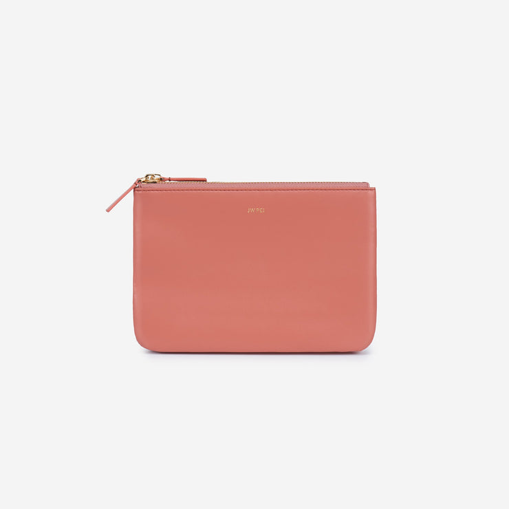 The Alice Crossbody Bag - Rose