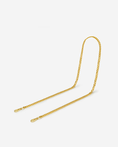 Iris Golden Chain Strap