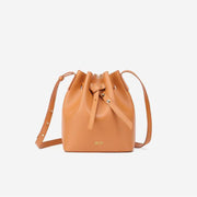 Mini Bucket Bag - Tan