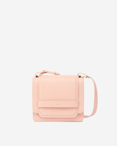 The Fiona Bag - Blush