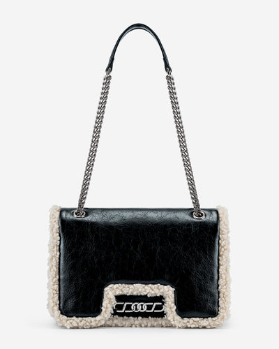 Isa Crossbody Bag - Black