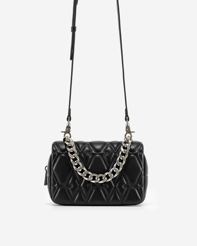 Nora Crossbody Bag - Black