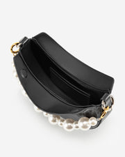Carly Small Crossbody Bag - Black