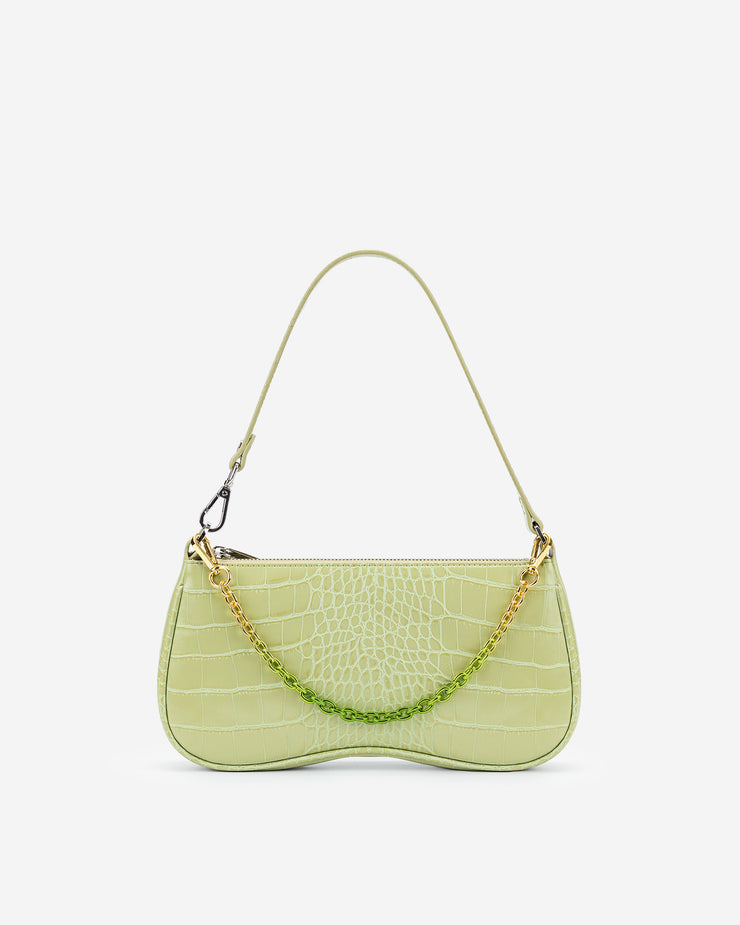 Isla Gradient Chain Strap - Green