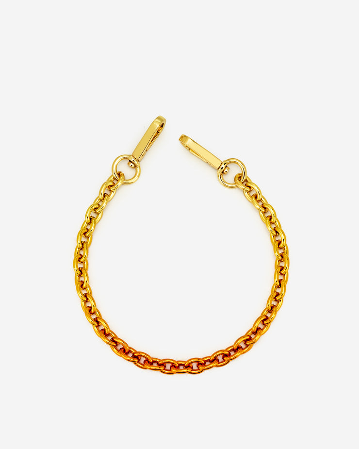 Isla Gradient Chain Strap - Orange