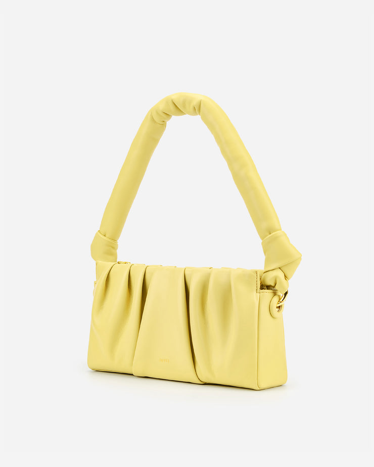 Mila Shoulder Bag - Yellow