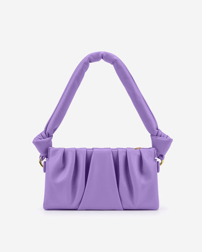 Mila Shoulder Bag - Purple