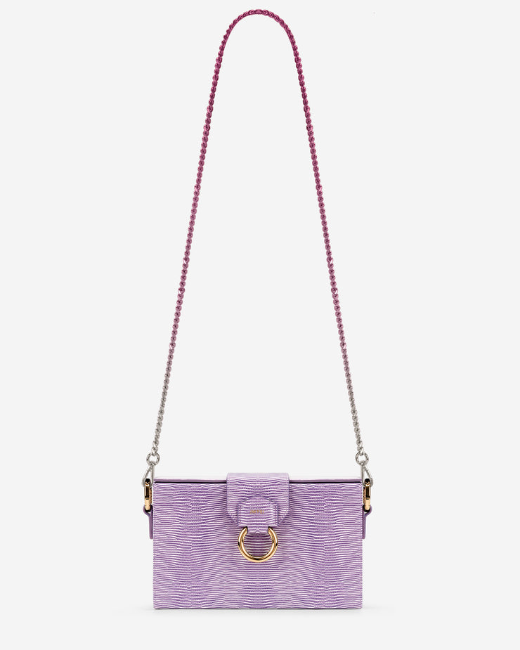 Aria Gradient Chain Strap - Purple