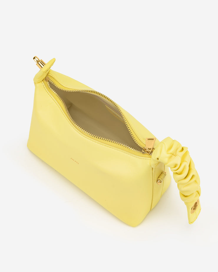 Cora Top Handle Bag - Light Yellow
