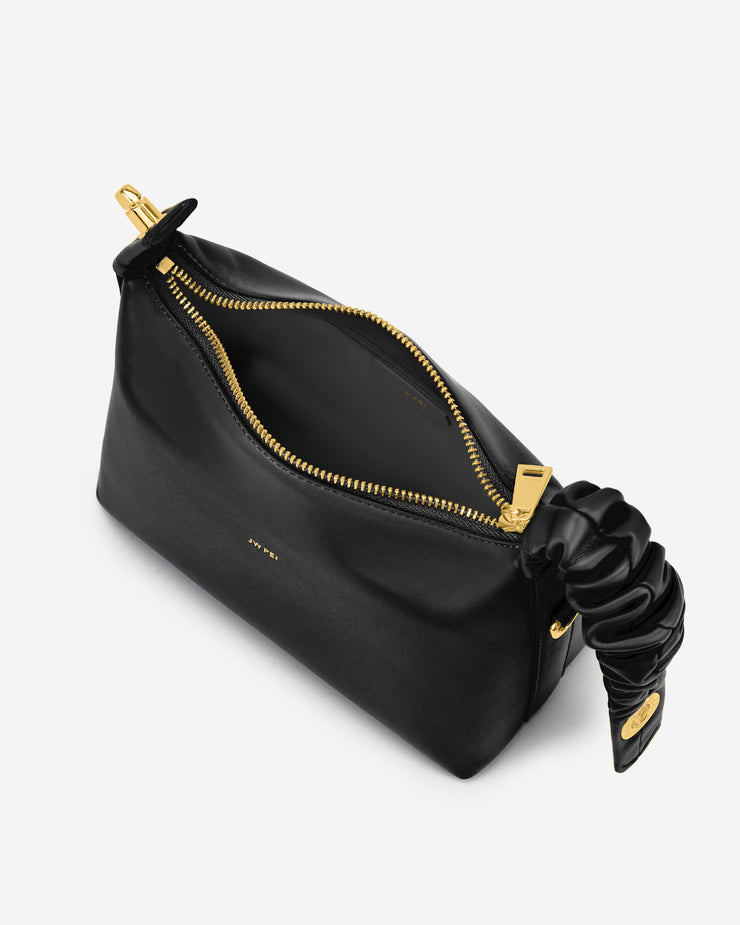 Cora Top Handle Bag - Black