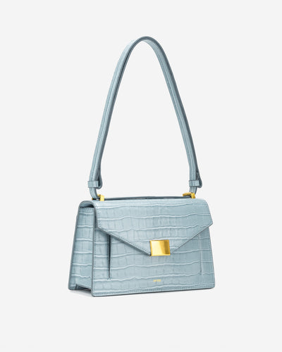 Lilian Bag - Ice Croc