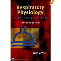 Respiratory Physiology: The Essentials 7th Edition