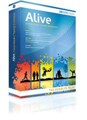 Alive software for emWave (Software Only)