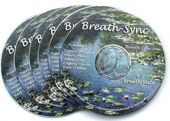 Breath-Sync Music CD Suite