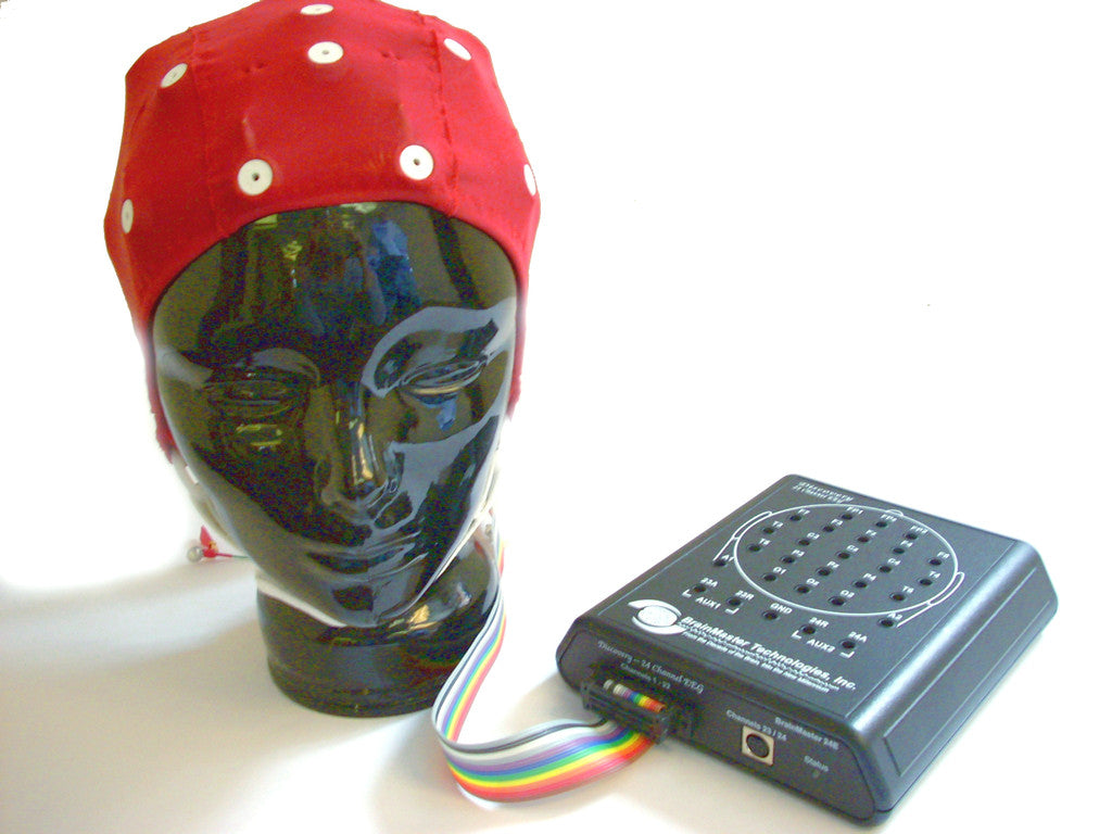 BRAINMASTER DISCOVERY 24E - 24 Channel qEEG