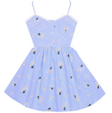 Daisy Darling Dress with Pockets