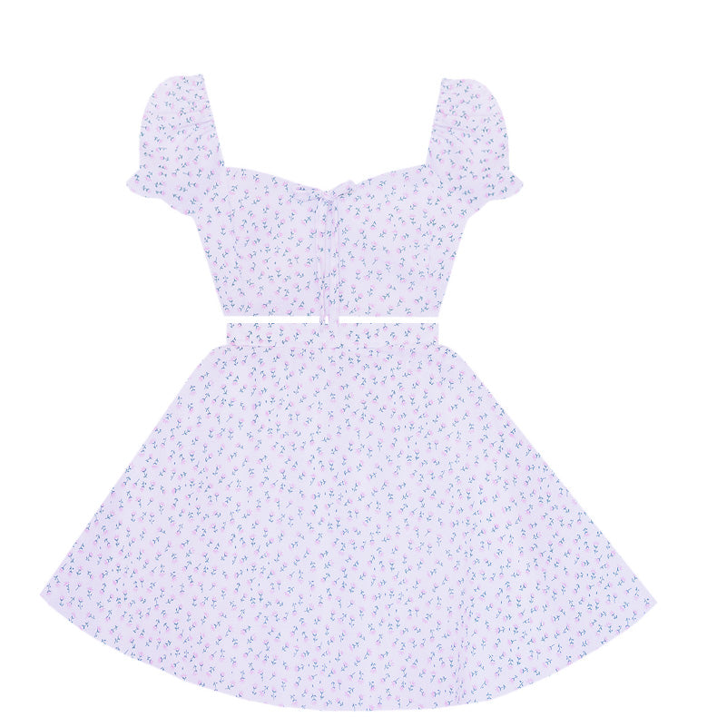 Sweet Kiss 2 Piece Dress