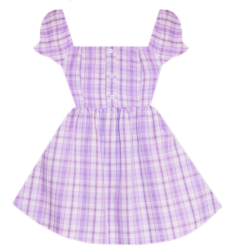 Lavender Honey Tea Dress
