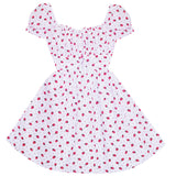 Berry Sweet Betty Dress with Pockets