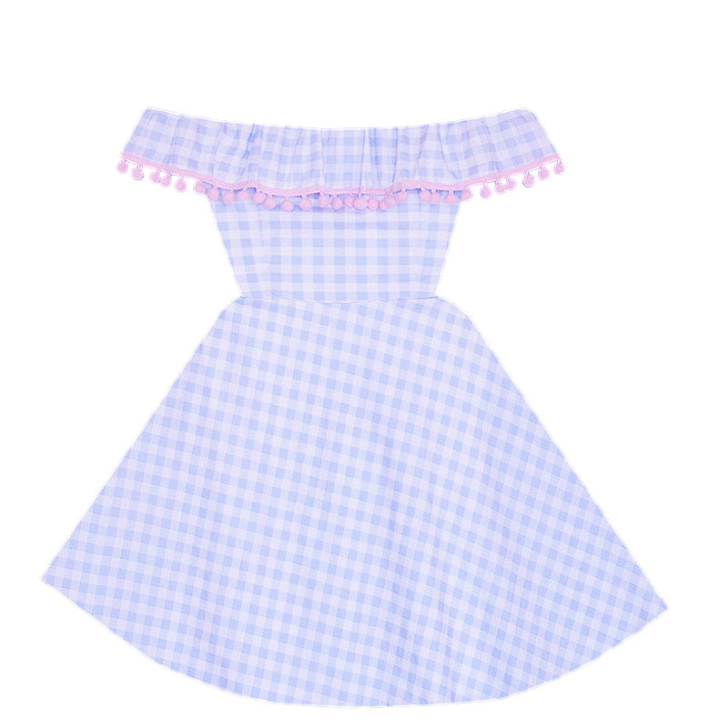 Strawberry Pocky Moonrise Kingdom Dress