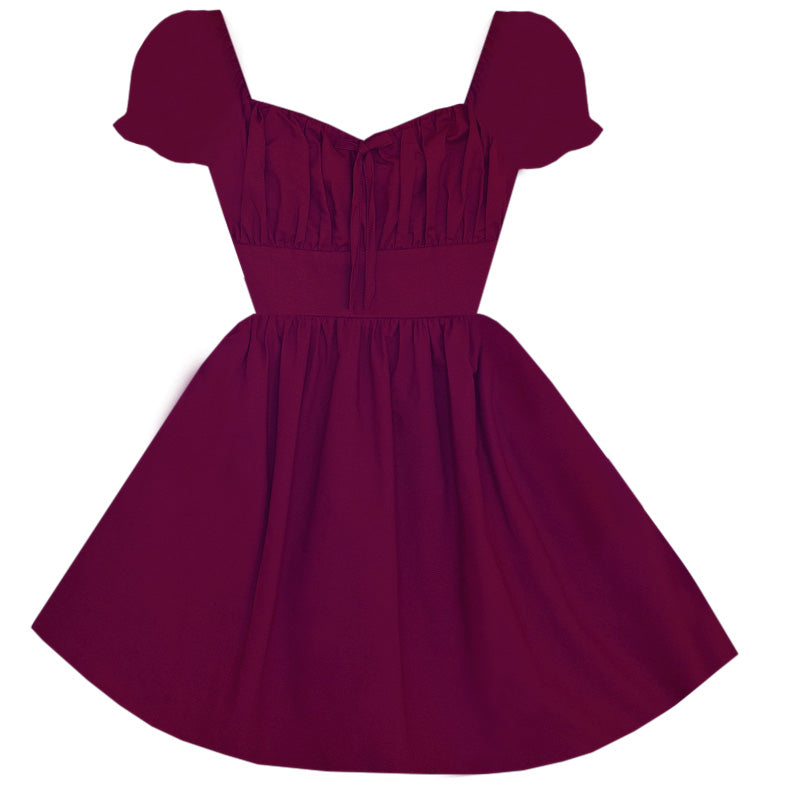 Cherry Pie Cutout Dress