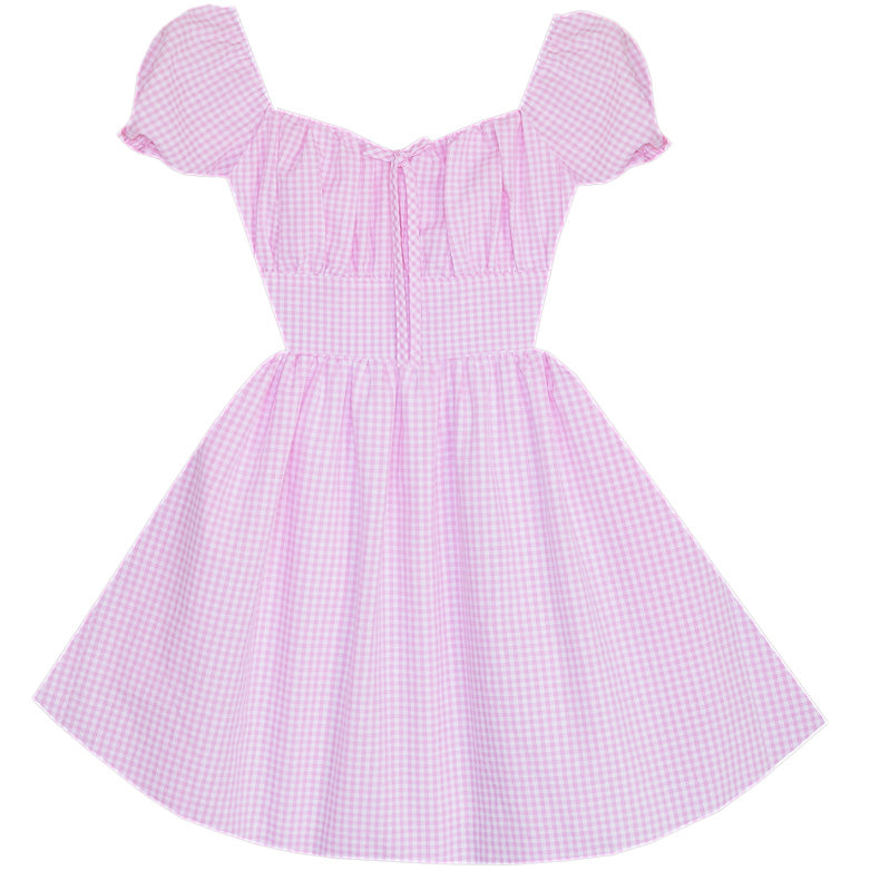Sunday Picnic Betty Dress with Pockets
