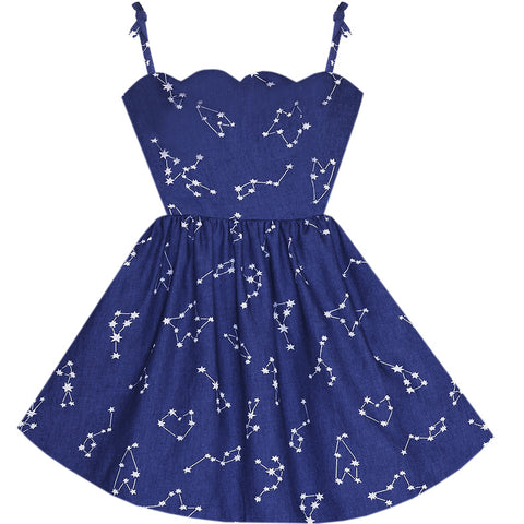 Constellation Cutie Sandy Dress