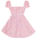 Pumpkin Patch Picnic Dress