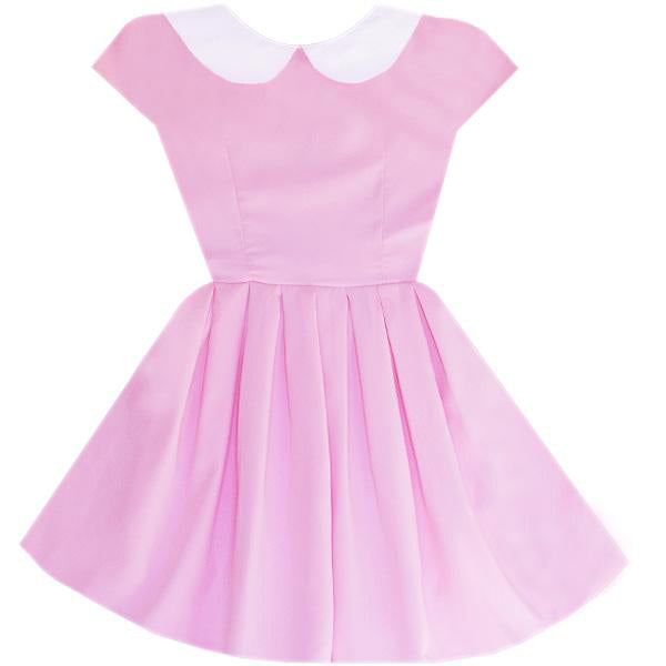 Strawberry Milk Wendy Dress