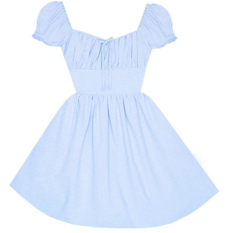Clear Skies Betty Dress with Pockets