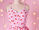 Charming Cherry Serena Dress