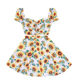 Sunflower 2 Piece Dress