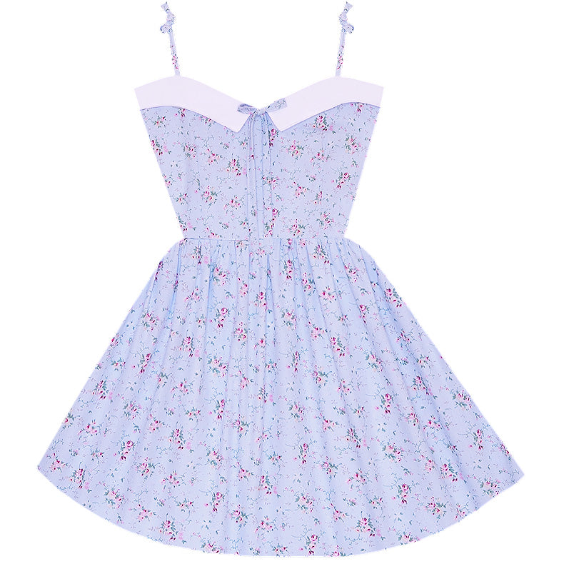 Spring Air Sailor Dress with Pockets