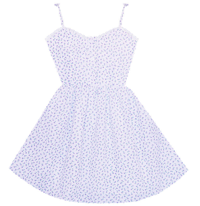 Lavender Dream Darling Dress with Pockets