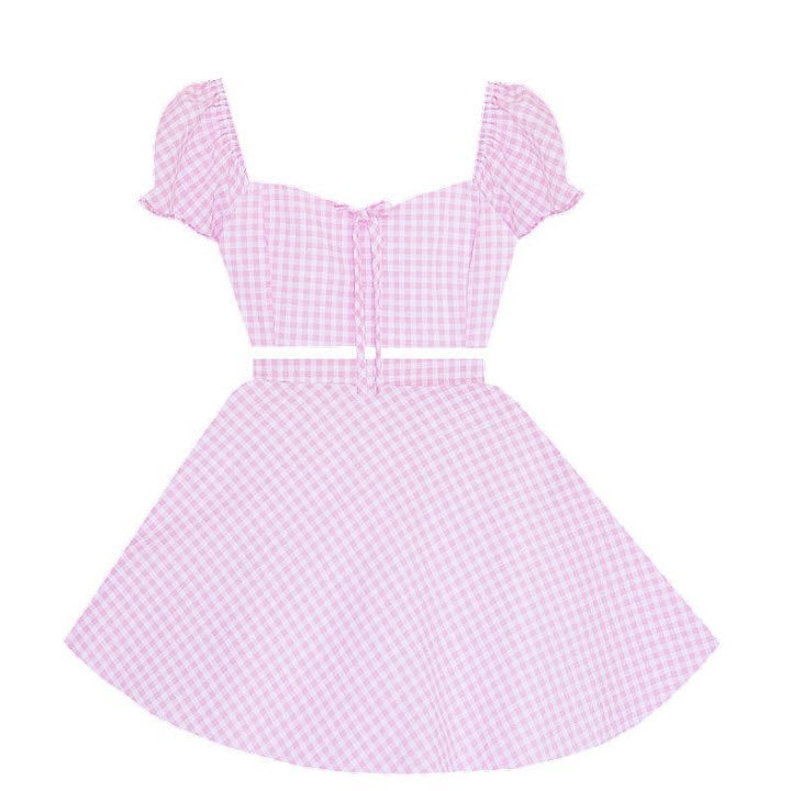 Pretty Picnic 2 Piece Dress
