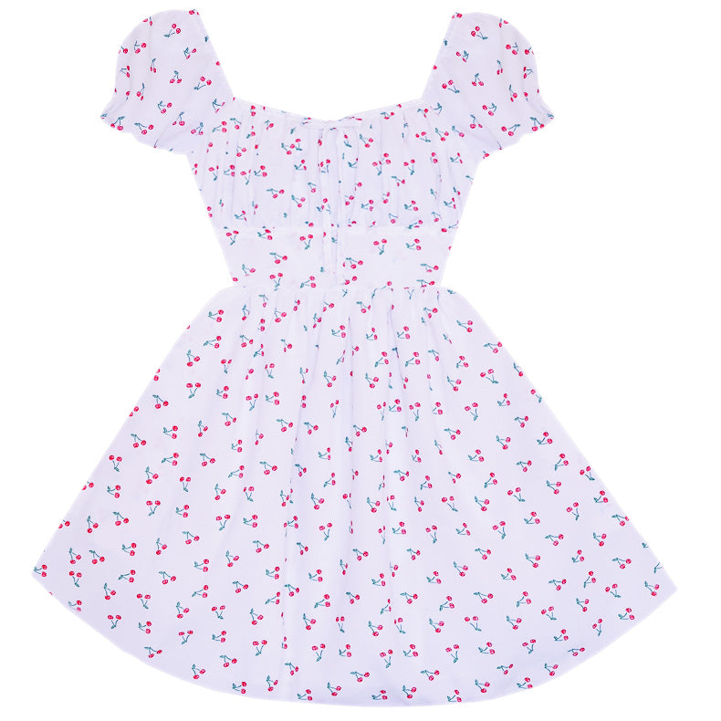 Cherry Pie Betty Dress with Pockets