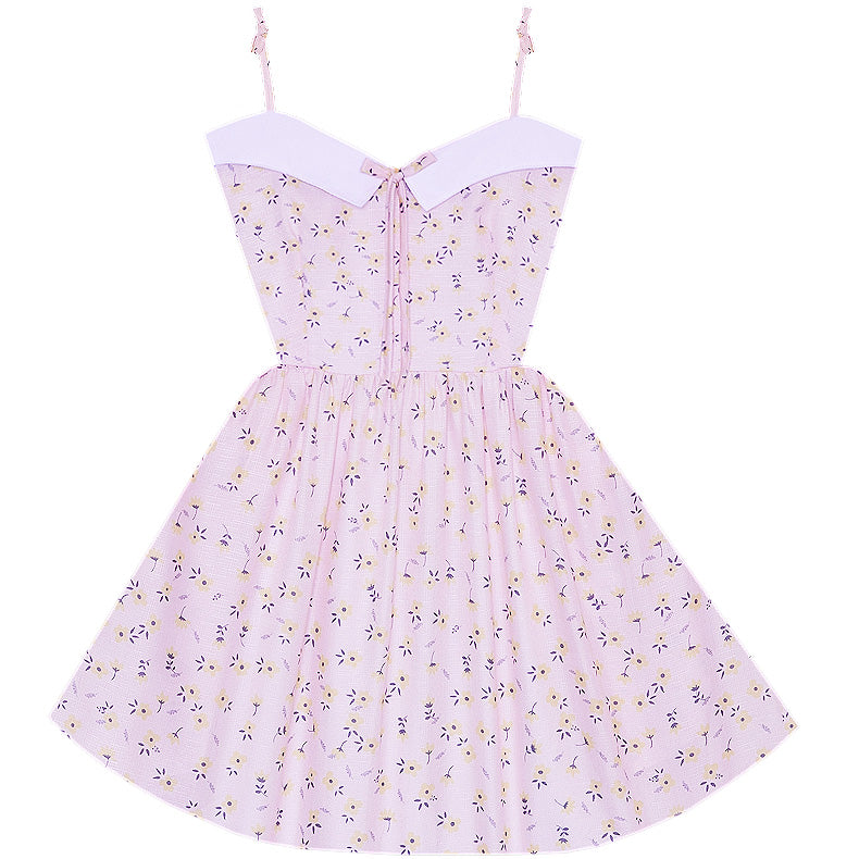 Buttercup Retro Sailor Dress with Pockets