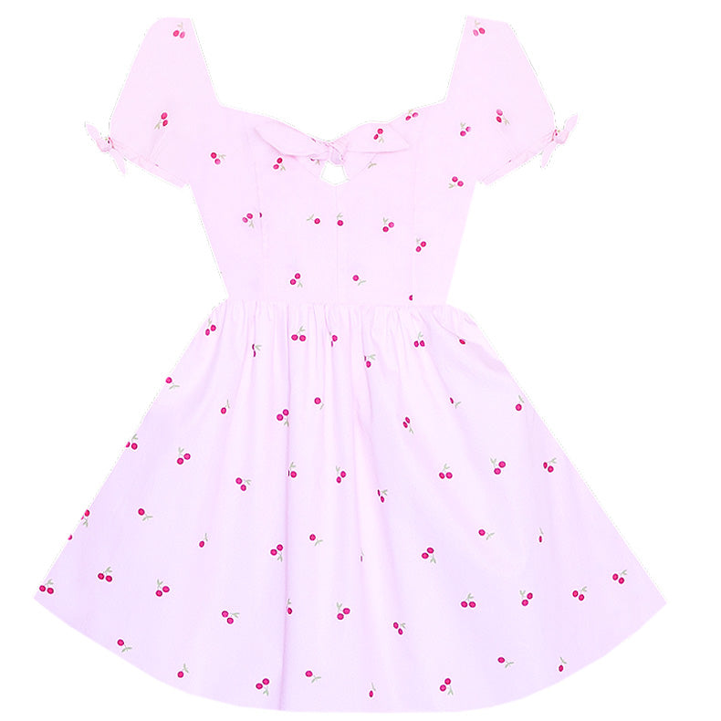 Cherry Charmer Sailor Dress