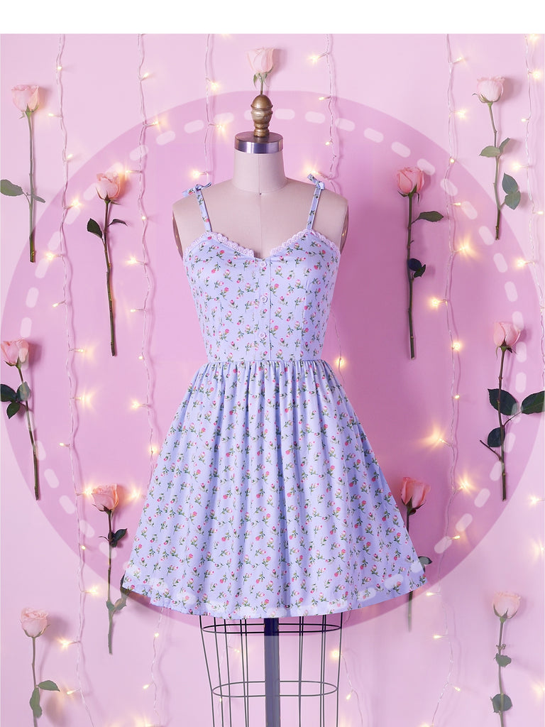 Romeo & Juliet Darling Dress with Pockets