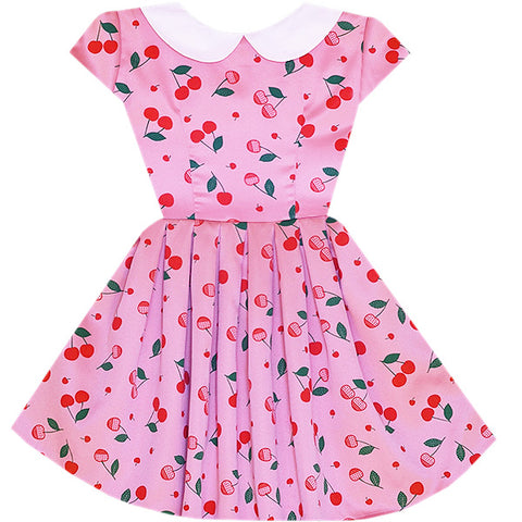 Cherry On Top Wendy Dress