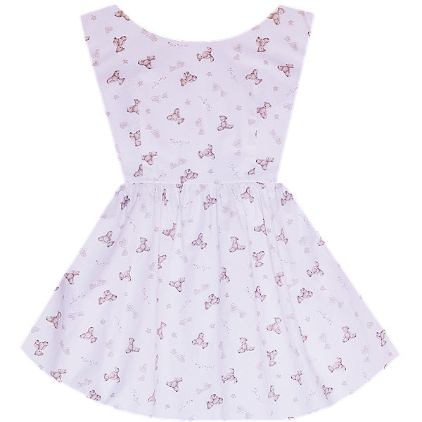 Plus Size 1 Teddy Bear Hepburn Dress